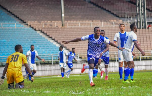 CAF: Enyimba, Rivers United scale through