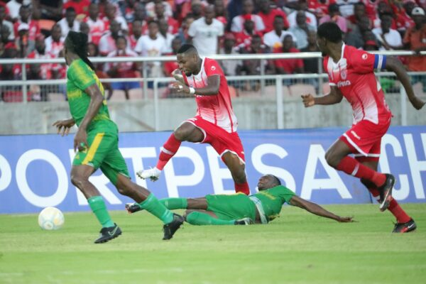 Plateau United, Kano Pillars eliminated after goalless draws