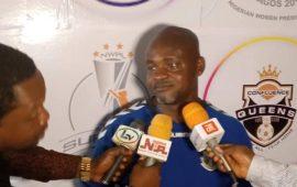 NWFL: Sack me, Ogbonda tells Confluence Queens