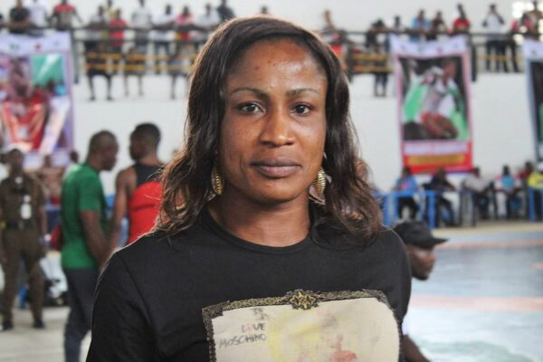Blessing Oborududu cannot wait to be at Tokyo Olympics