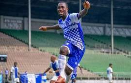 TotalCAFCC: Aguda brace sets up Enyimba/Rivers showdown