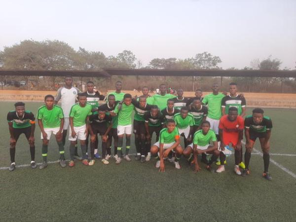 UFOAB U17: Fatai Amoo targets good start for Eaglets