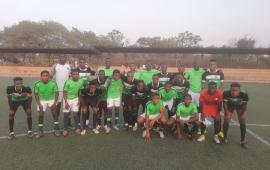 UFOAB U17: Fatai Amoo targets good start for Eaglets