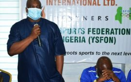 Hon Ibrahim set to organise volleyball tournaments in Kwara