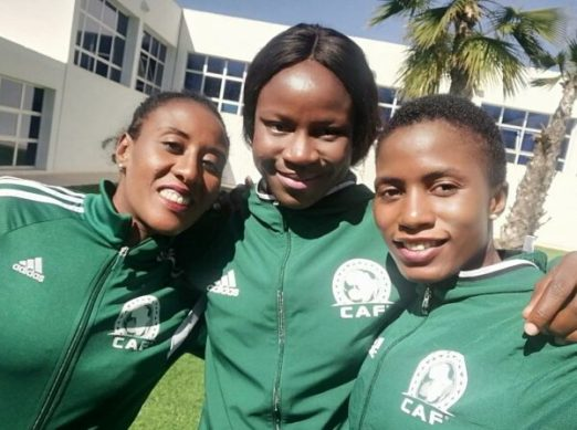 CHAN 2020: Abebe, Kwimbira and Iyorhe to make history