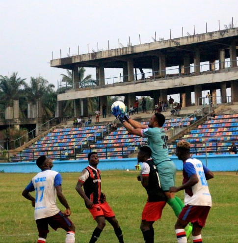 #NPFL21: Three Warriors that earned Abia priceless point