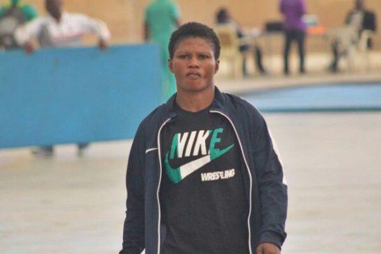 Wrestling: Baraza has put me in shape says Aminat Adeniyi
