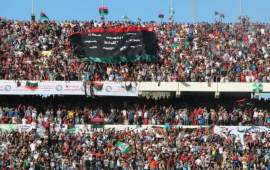 Libya to host matches anew after seven-year suspension