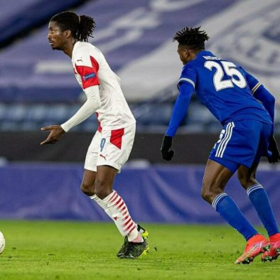 UEL: Olayinka Peter, Praha get another Super Eagles duo