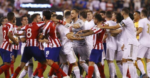 LaLiga Preview: Madrid derby lights up crucial match day 26