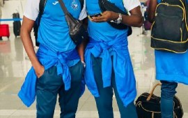 TotalCAFCC: Enyimba arrive Johannesburg for Pirates duel