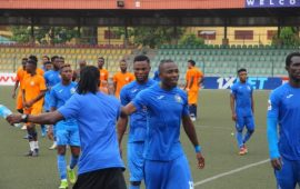 NPFL21: Enyimba compound Sunshine woes with narrow win