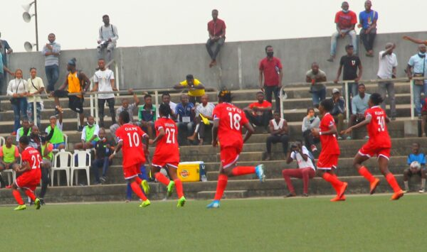NWFL: Ezenagu, Whyte impress in Rivers Angels defeat