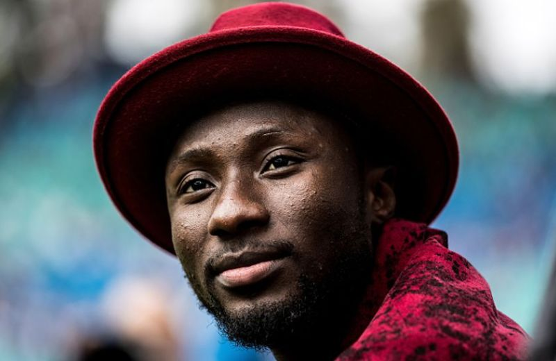 Naby Keita private jet for Guinea players from France