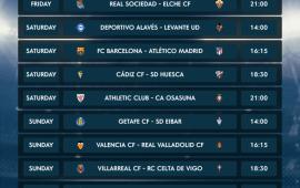 Atleti, Barca, Real & Sevilla in blockbuster title deciders