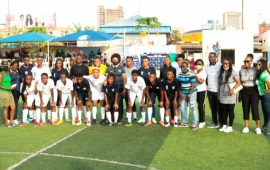 LaLiga, NWFL host 'Show Your Other Side Challenge' in Lagos