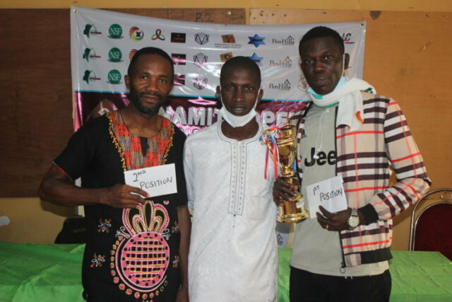 Onu Jeffrey Wins 3rd Dynamite Open Scrabble Championship