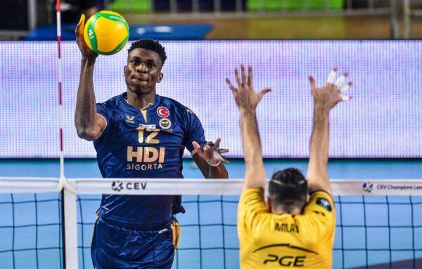 Arinze Nwachukwu plays in the Champions League