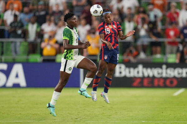 Waldrum proud of Super Falcons after USA defeat