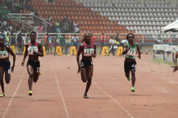 Lagos Athletics Association Track Meet June 24