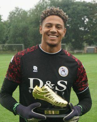 Okoye named Sparta Rotterdam player of the season