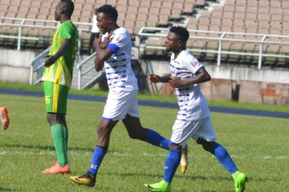 #NPFL21: Pillars, Enyimba falter; Rivers Utd cruise