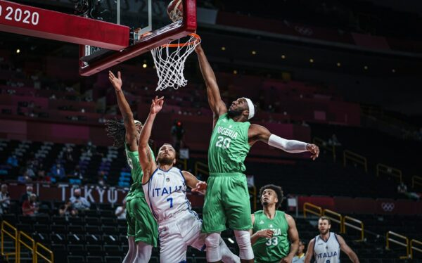 Olympics: D'Tigers eliminated in preliminary round