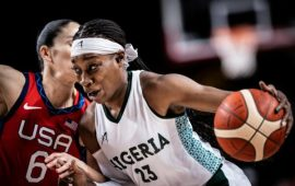 Olympics: D'Tigress in spirited performance against USA