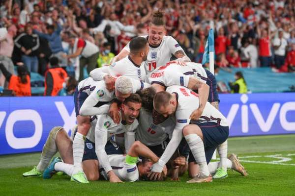 Euro2020: The Champions League effect on England