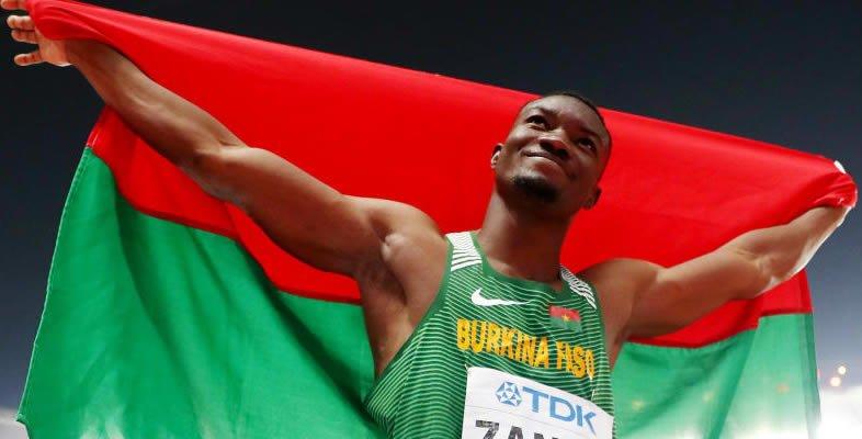 Tokyo 2020 bronze medalist Zango hoping to clinch gold
