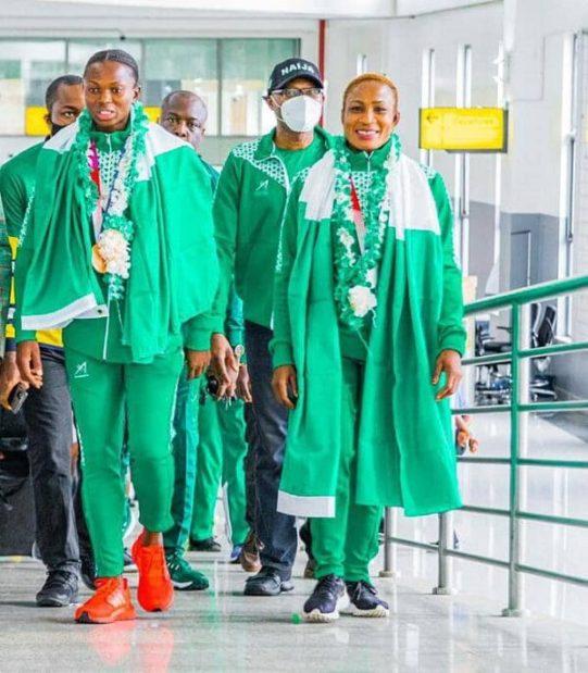 Tokyo Olympics: NAWIS hail Oborududu, Brume