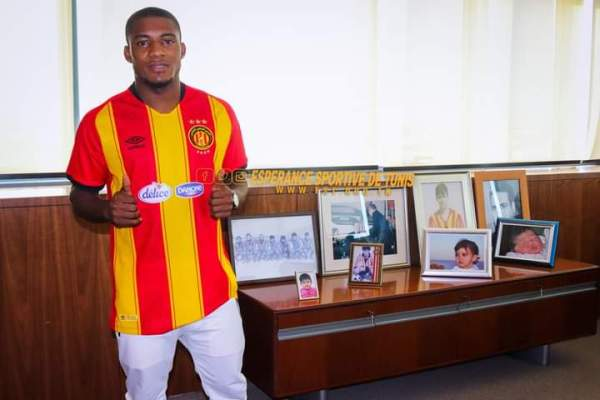 Esperance sign Anayo Iwuala from Enyimba
