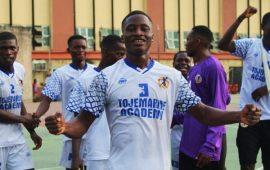 Hakeem Salami joins HaDjija Handball Club
