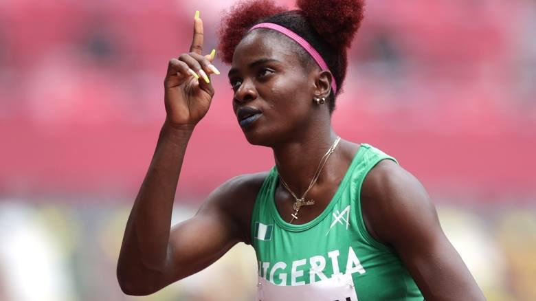 Athletics: Amusan, Adegoke impress in Tokyo