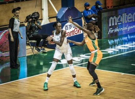 Afrobasket: D'Tigress defeat CIV to reach semis