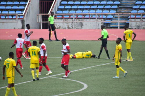 NNL Play-Off: NPFL Promotion tickets to be confirmed on final day