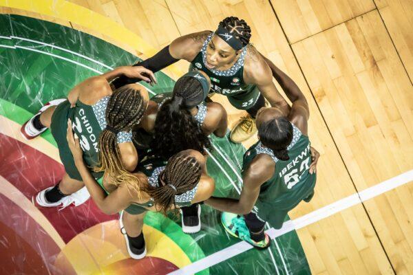 Afrobasket: D'Tigress defeat Angola to make quarterfinal