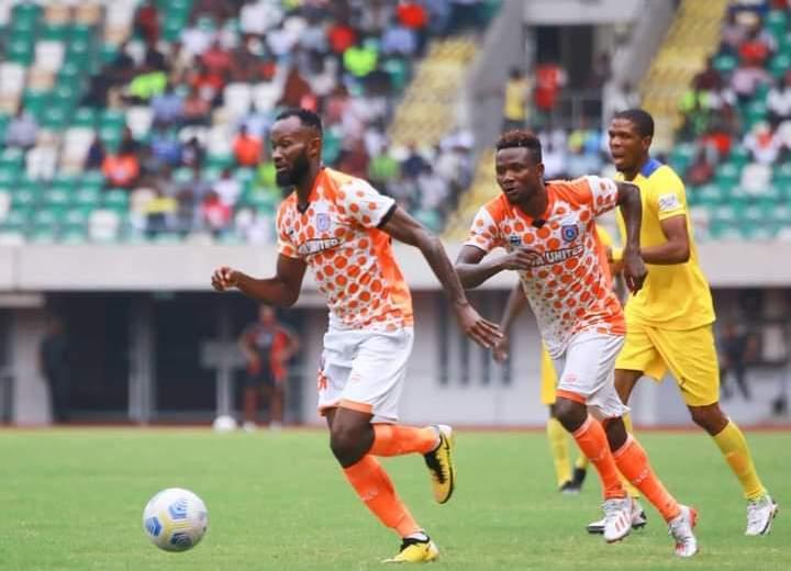 TotalEnergiesCAFCL: Akwa United camp in Omoku