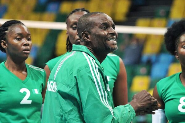 V/ball Nations Cup: Ajayi eyes double with Nigeria women's team