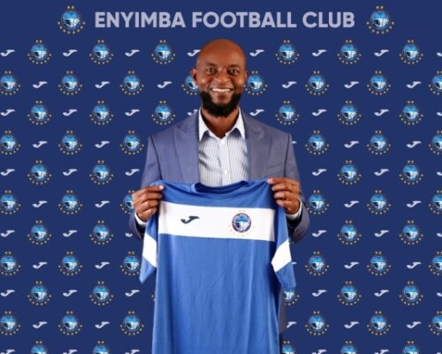 Finidi George: I am at Enyimba to work