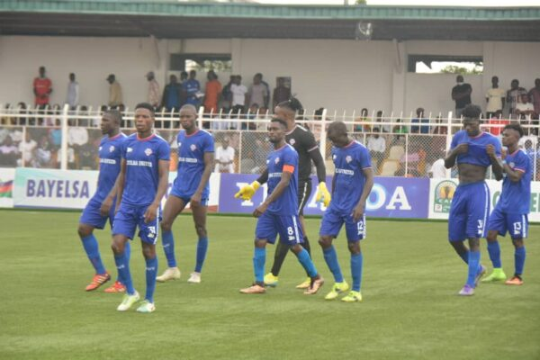 CAF: Bayelsa United, Rivers United walk tight ropes