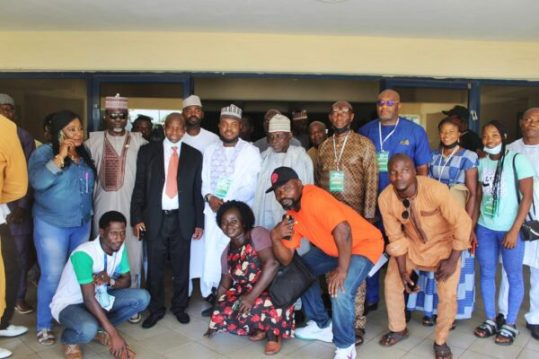 Ibrahim Abdul plans for Nigeria Weightlifting Federation