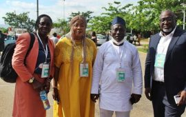 Musa Oshodi: Nigeria Judo to witness positive turnaround