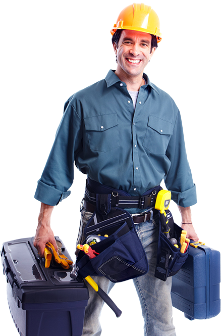 AC maintenance technician