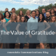 The Value of Gratitude