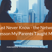 Networking Lessons