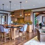 Gourmet Chefs Kitchen Mountain Estate Acm Design Architecture Interiors