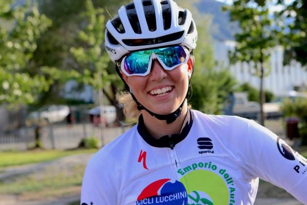 Internazionali d'Italia: Yannick Parisi terzo tra gli Juniores; Martinet seconda agli Italiani di E-Bike
