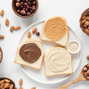 Coconut Butter Spreads