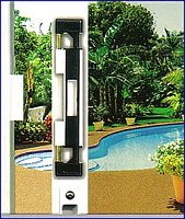 a great sliding door lock